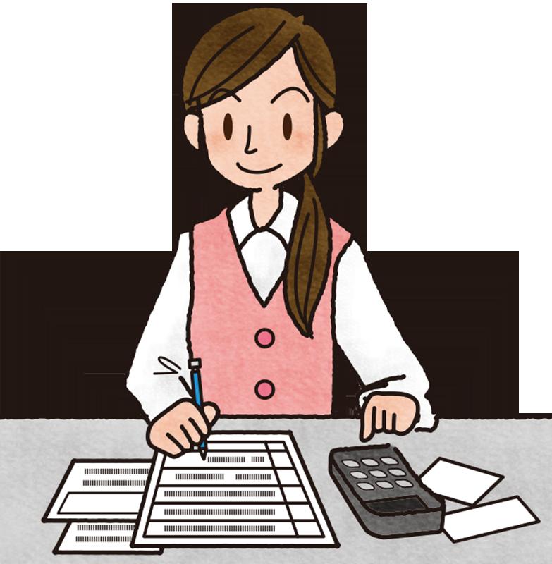 急募!入力や書類確認等の事務★勤務・時間相談可