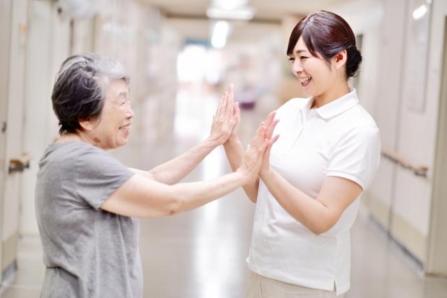 老人ホームの介護職員【派遣】