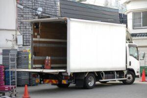 資材・ 紙材の配送ドライバー