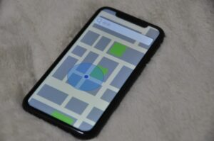 地図アプリケーション機能検証